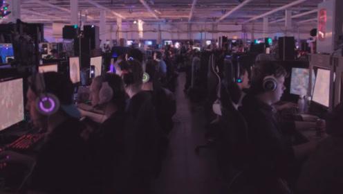 世界最大的网吧,20000台电脑同时运行,网速跟得上吗?