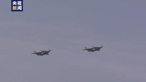 实力!喝彩!90秒看歼-16、歼-20、运-20展翅长春