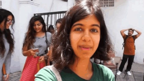 美国人问:印度人在中国生活什么感受?一位印度姑娘回答太实在