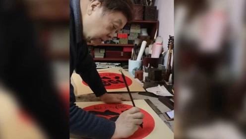 赵忠祥回应明码标价卖字卖合影:没招惹谁,还会写下去
