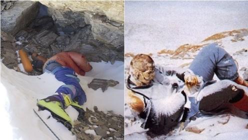 珠峰上最著名的尸体,原地沉睡了23年,为何至今都无人掩埋?