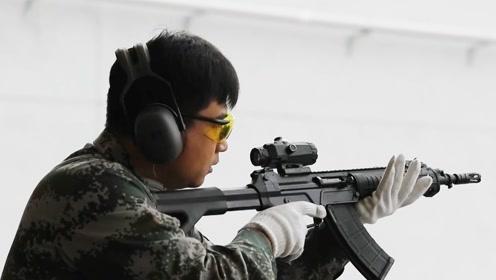揭秘:国庆70周年阅兵亮相的新型步枪,是这样造出来的