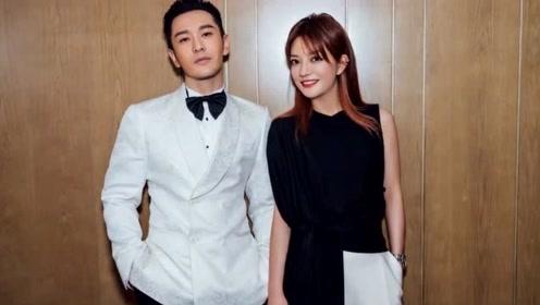 赵薇黄晓明现身丝绸之路电影节闭幕 黑白搭配默契十足