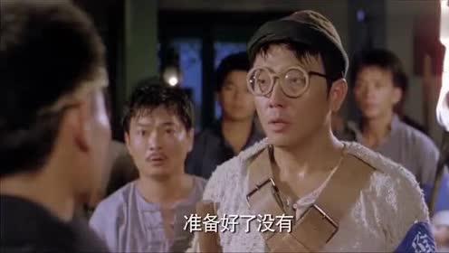 1987年刘观伟执导电影上映,英叔及时出手救人,补刀给的太及时