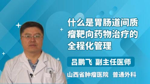 专家详解:什么是胃肠道间质瘤靶向药物治疗的全程化管理?