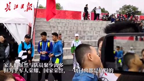 中国军事五项队包揽男女个人团体4枚金牌 , 聚少离多为了军人荣耀