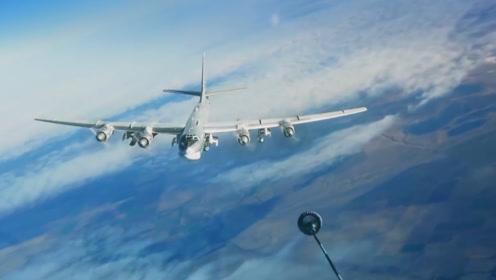 俄2架战略轰炸机巡航日本海 韩日战机紧急升空多架战机伴飞监视