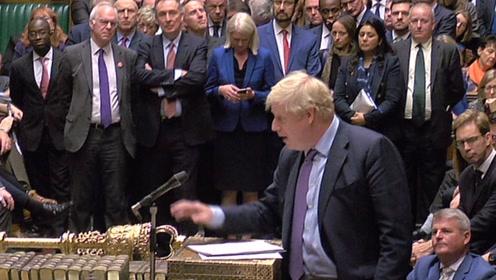 """英国议会表决通过""""脱欧""""协议 但否决立法时间表"""