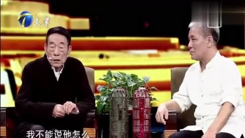 杨少华回顾给马三立捧哏:这是我的恩人!一旁的马志明眼眶泛红!