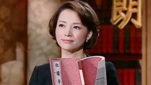 央视主持人李红近照,比董卿还美,嫁大20岁富豪被宠成公主