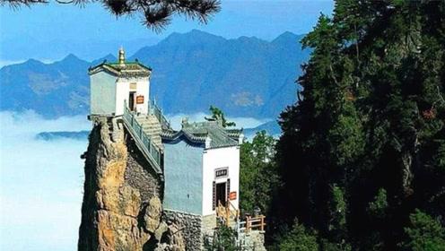 盘点世界上最危险的寺庙,第一名在中国,你去过吗?
