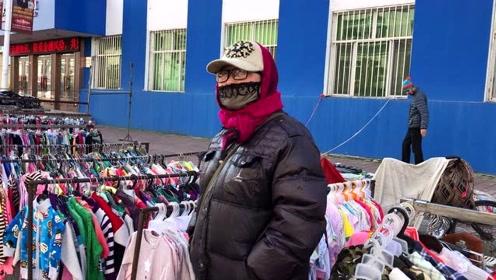 黑河大姐卖货的都会说俄语:现在俄罗斯人购买力下降,听听啥原因
