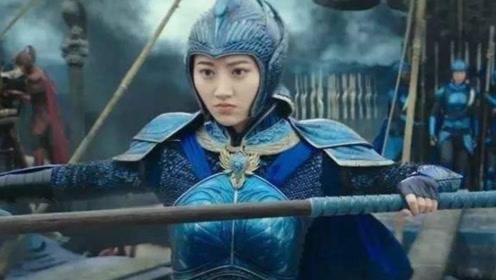 本是深居后宫的王后,到战场成中国首位女将领,维护华夏民族统一