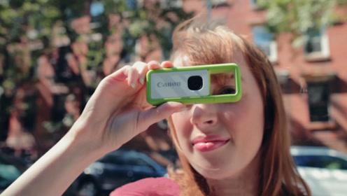 佳能新型概念相机开始众筹,只有U盘大小,Vlog相机新选择!