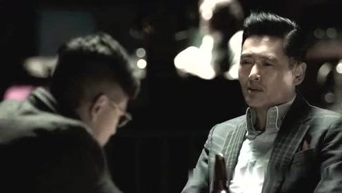 周润发&郭富城《无双》剧情反转全解析,画家到底是谁?