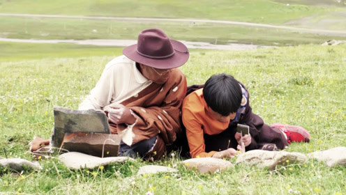 甘孜藏族非遗文化——格萨尔彩绘石刻,技艺精湛,绚丽夺目