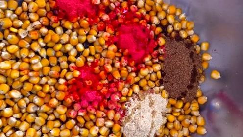 钓鱼饵料,发酵玉米的制作方法,私密配方