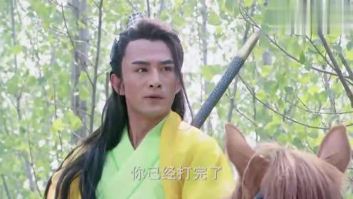 薛刚胆大包天,谁知他竟杀了武则天义子,千钧一发之际公主来救场