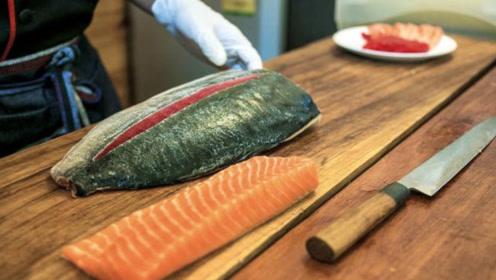 日本每天吃生鱼片,为什么不怕寄生虫?原来有这么多的讲究