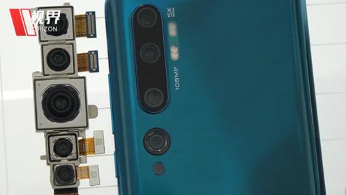 外媒点评小米Note 10赞不绝口 配置一亿像素五摄性能超强