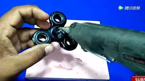 两块磁铁就能发电,有点不敢相信,这是什么原理