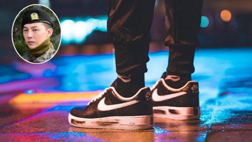 权志龙与 Nike 的联名鞋款首波官图 ,真是越看越期待