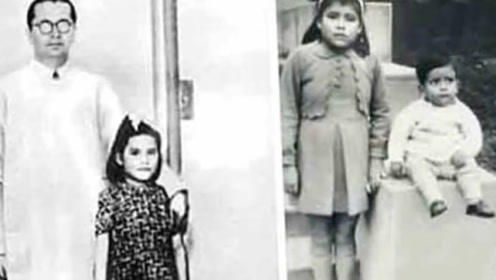 世界年龄最小的妈妈 5岁的时候身高还不到1米