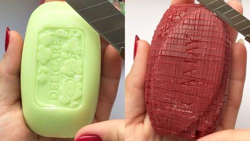 艺术香皂随心玩:彩色香皂放松雕刻  好心情