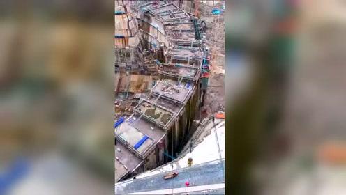 白鹤滩水电站,世界在建最大水电站!