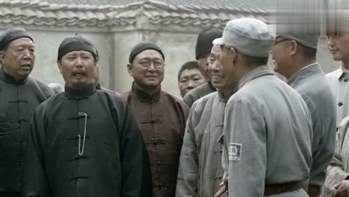 太行山上:军队不拿一针一线,进驻到村子里,受到了极高的拥护