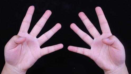 十指连五脏,每天坚持4个手部动作,养身又健脑,快速提高反应力