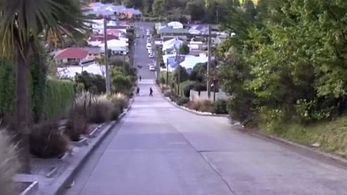 """最坑人的马路,居民回家得靠""""爬"""",网友:感觉开车都费劲!"""