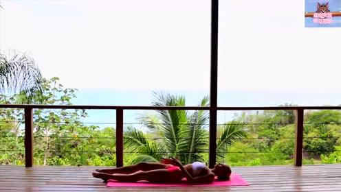 每天坚持练瑜伽,好身材与好气质都会有