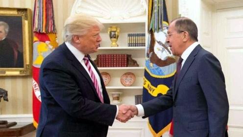 """特朗普""""出尔反尔"""",说抢石油就抢石油!俄外长:非法且狂妄"""