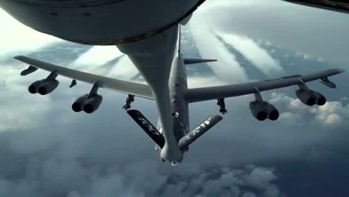 真实的飞机空中加油场面,像极了电影大片,我彻底被震撼了