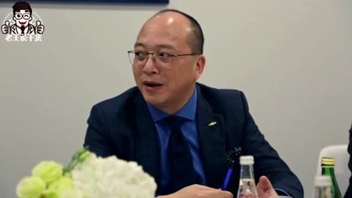雪佛兰市场营销部部长 吉祺炜先生的专访