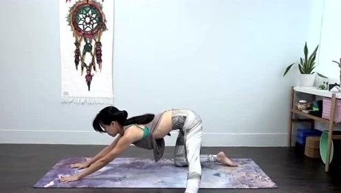 每天瑜伽15分钟,唤醒身体每一寸