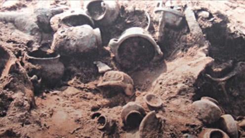 江西修赣江大堤,意外发现3000年的秘密,专家:改变历史的发现!