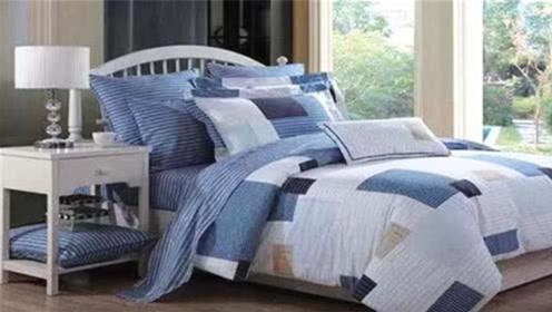 买床单,全棉好还是纯棉好?庆幸纺织厂员工及时提醒,庆幸没买错!