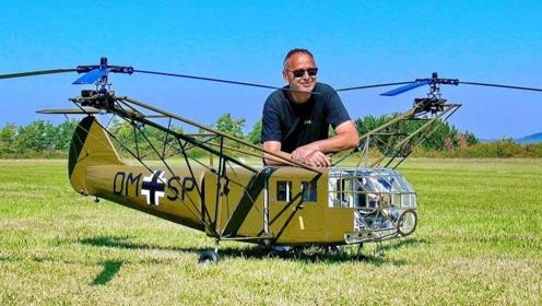 大型遥控RC航模飞行表演,这玩意看起来很贵
