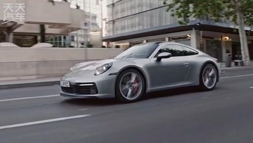 全新一代 保时捷911 Carrera