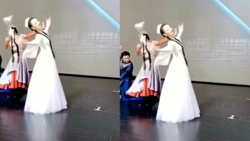 陈思诚带儿子看佟丽娅演出,两人也是用实际行动打破离婚谣言