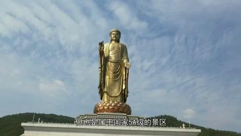 最高的佛像:耗资12亿元,216斤黄金打造而成,就在河南