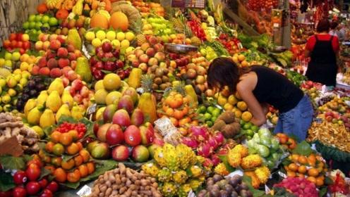 """让网友哭笑不得的""""双标""""国家,不让中国游客游玩,却想要中国购买万吨水果"""