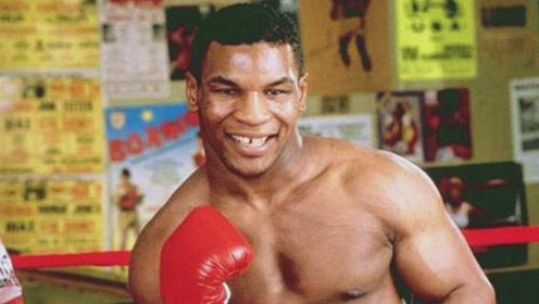 """泰森最不想提及的""""黑历史"""",上场前哭鼻子被人嘲笑,结果8秒KO对手!"""