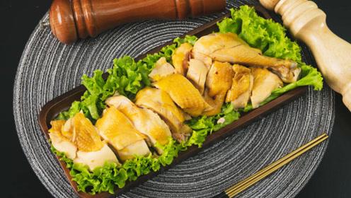 鲜嫩多汁的电饭锅版盐焗鸡,新手操作也零失误!