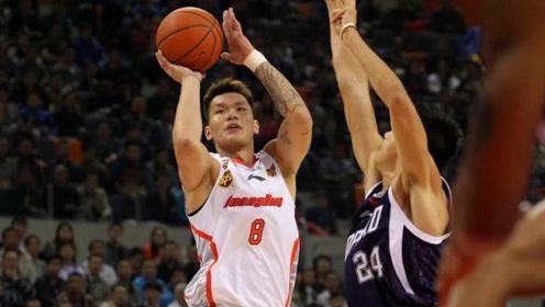 巅峰朱芳雨有多强?中国男篮顶尖射手,25投23中至今无人可比