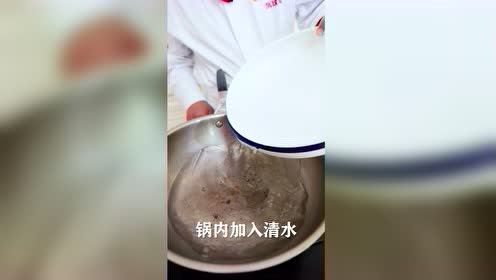 天气渐冷,新东方老师教你做美味羹——雪花牛肉羹