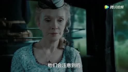 爱丽丝梦游仙境:看到女儿想摆脱这些繁琐的礼节!母亲顿时怒了!