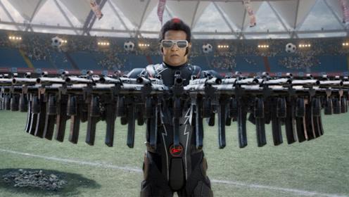 """《宝莱坞机器人2》开挂电影又来袭,这次反派是个""""鸟"""""""
